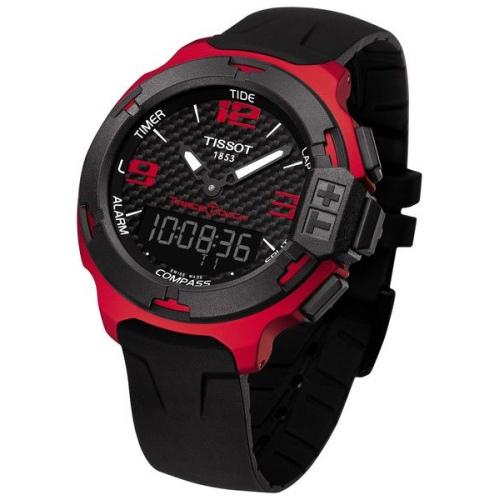 Tissot Touch T081.420.97.207.00 T-race