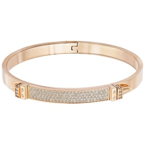 Bransoletka SWAROVSKI - Distinct Narrow Bangle 5184154 S
