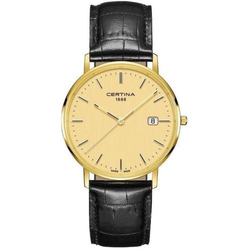 Certina C901.410.06.021.00 Priska Gold