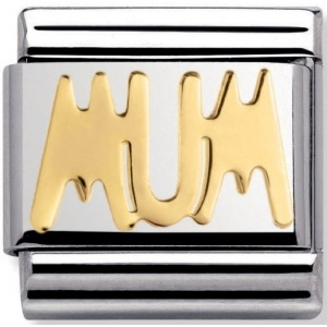 Nomination - Link 18K Gold Mum 030107/14