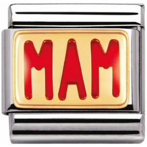 Nomination - Link 18K Gold Mam 030261/24