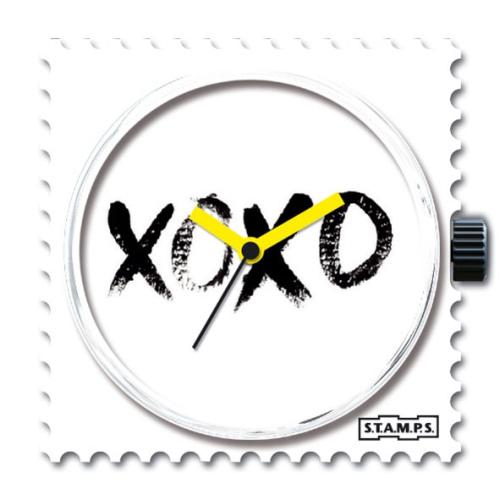 Zegarek STAMPS - 104651 XOXO