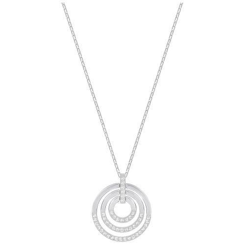 Naszyjnik SWAROVSKI - Circle Silver 5290187