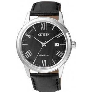 Citizen AW1231-07E Leather