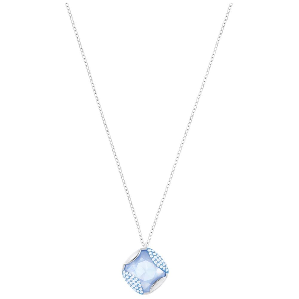 Naszyjnik SWAROVSKI - Heap Blue Rhodium 5285267