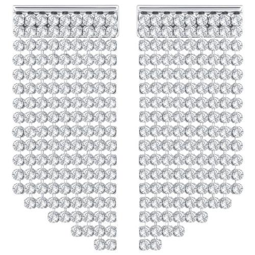 Kolczyki SWAROVSKI - Fit Pierced Silver 5289716