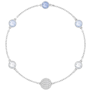 Bransoletka SWAROVSKI - Remix Collection Timeless, Blue 5354791