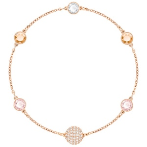 Bransoletka SWAROVSKI -Remix Collection Timeless, Rose gold 5354795