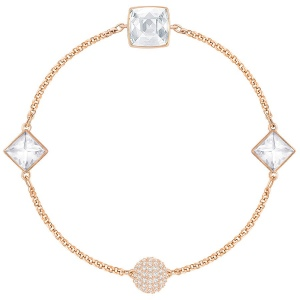 SWAROVSKI - Remix Collection Crystal Spike, White, Rose gold 5365756 M