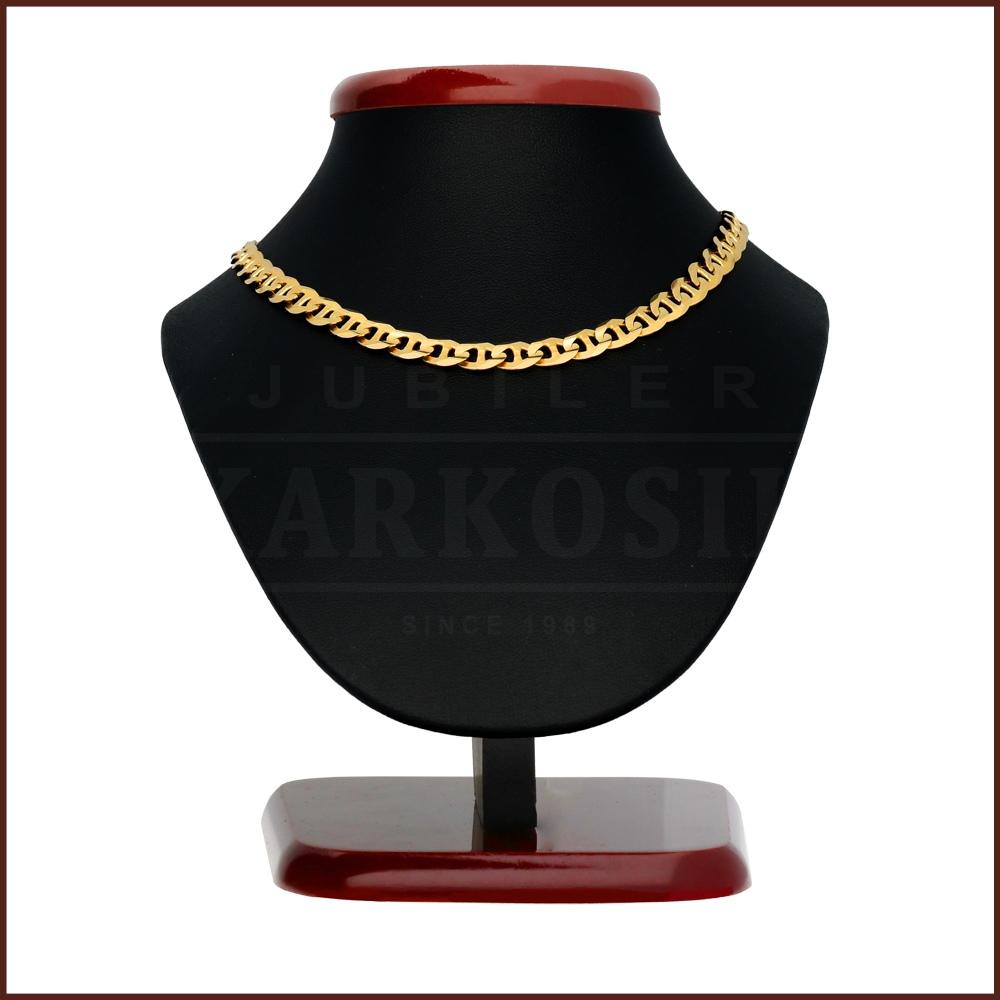 Złoty Łańcuszek Gucci 65cm pr. 585
