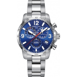 Certina C034.654.11.047.00 DS Podium Chrono GMT COSC