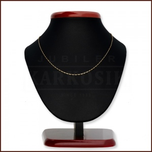 Złoty Łańcuszek Ankier 44cm pr. 585