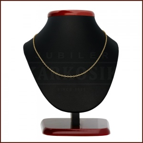 Złoty Łańcuszek Ankier 45cm pr. 585