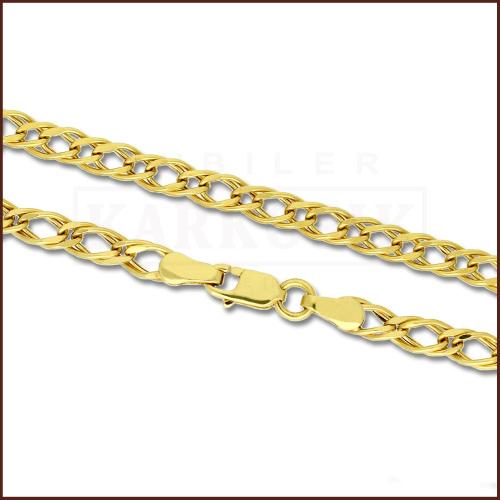 Złoty Łańcuszek Nonna 55cm pr. 585