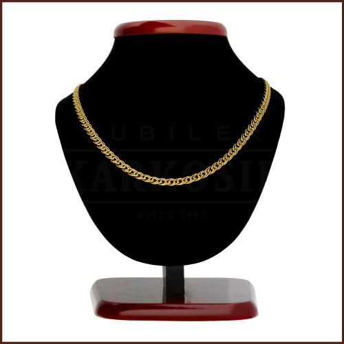 Złoty Łańcuszek Nonna 50cm pr. 585