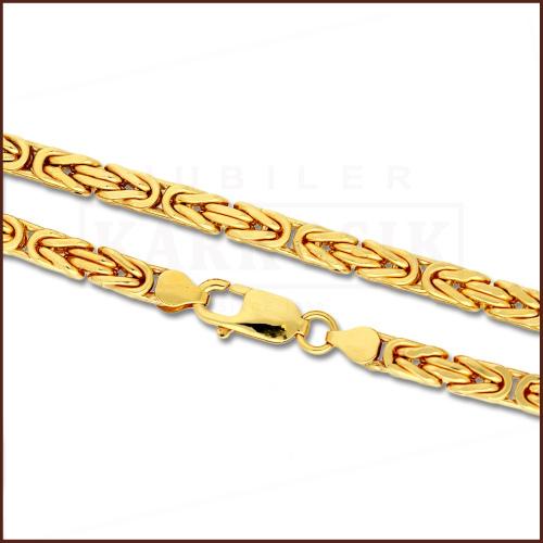 Złoty Łańcuszek 65cm pr. 585