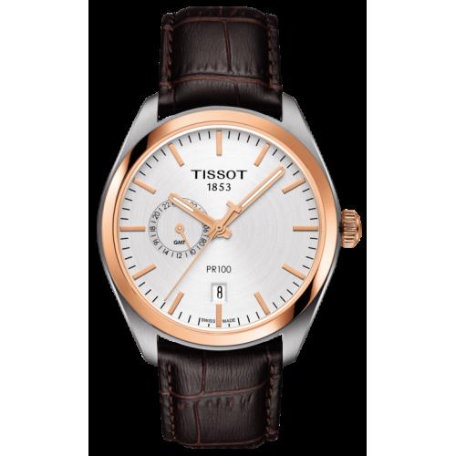 Tissot T-Classic T101.452.26.031.00 PR 100 Dual Time
