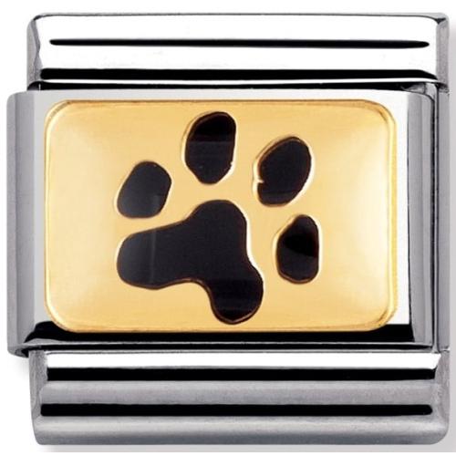 Nomination - Link 18K Gold 'Pupil' 030212/35