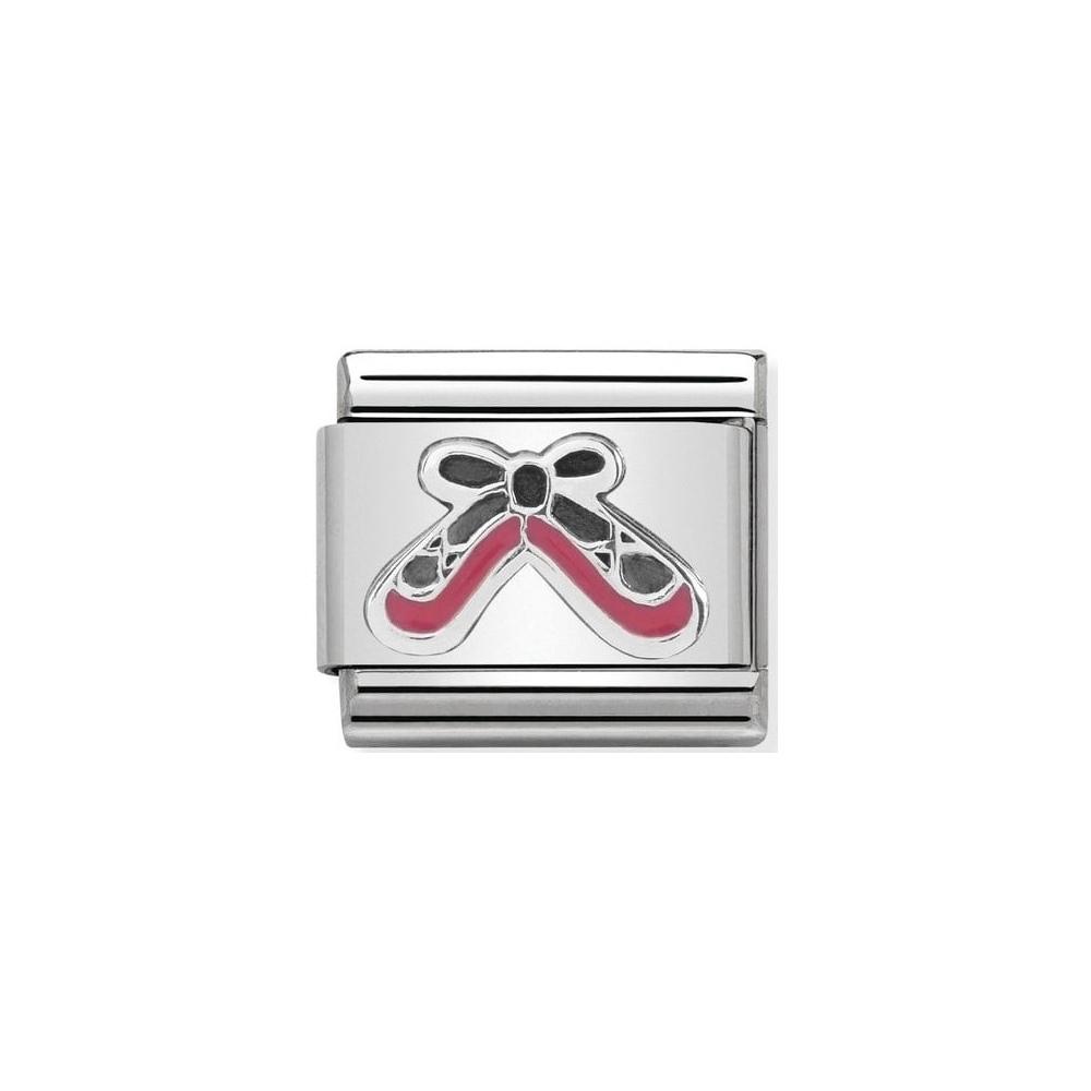 Nomination - Link 925 Silver Balerinki 330202/41