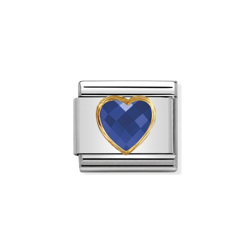 Nomination - Link 925 Silver Serce Cyrkonia 030610/007