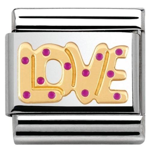 Nomination - Link 18K LOVE 030286/01