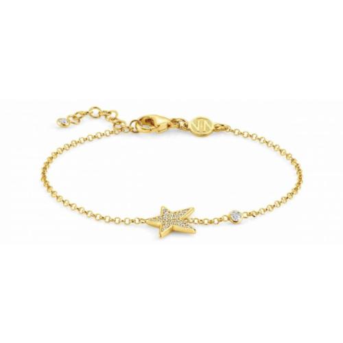 Bransoletka Nomination Gold - Stella 146703/012