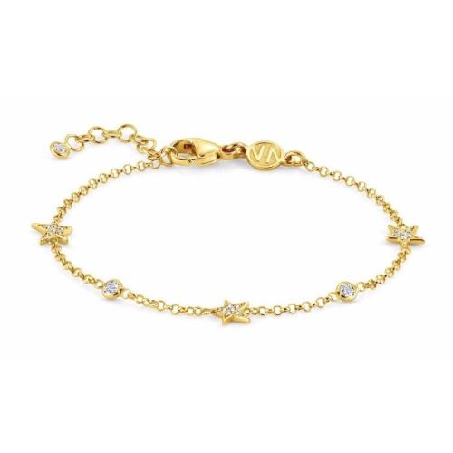 Bransoletka Nomination Gold - Stella 146706/012