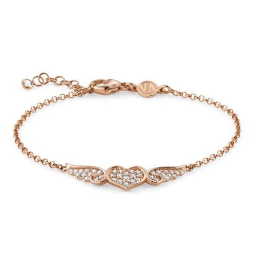 Bransoletka Nomination Rose Gold - Angel 145381/011