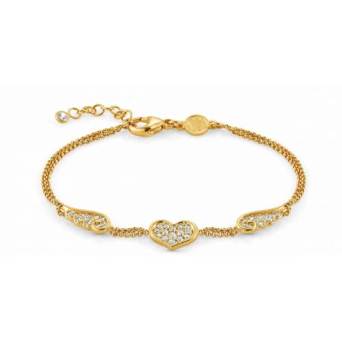 Bransoletka Nomination Gold - Angel 145382/012