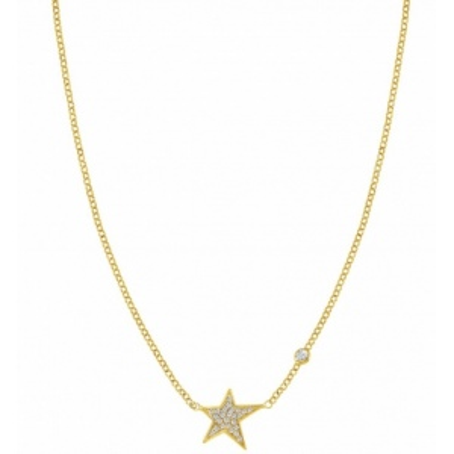 Naszyjnik Nomination Gold - Stella 146708/012