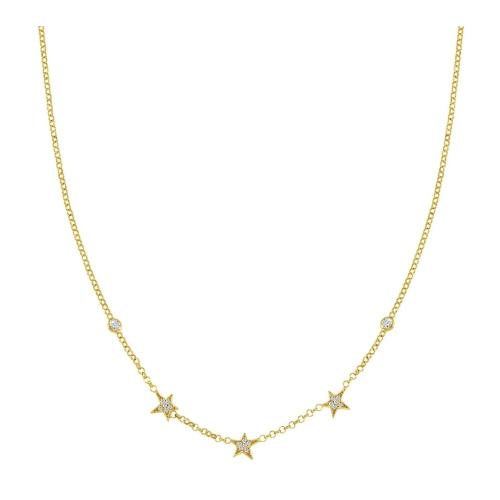 Naszyjnik Nomination Gold - Stella 146711/012