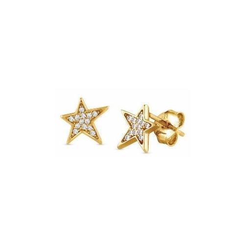 Kolczyki Nomination Gold - Stella 146714/012