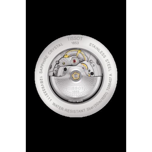 Tissot T-Classic T086.407.11.201.02 Luxury Automatic