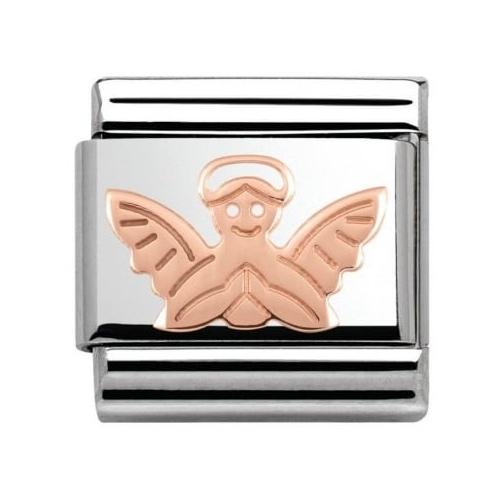 Nomination - Link Rose Gold Anioł 430104/14