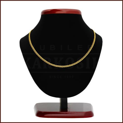 Złoty Łańcuszek Nonna 45cm pr. 333
