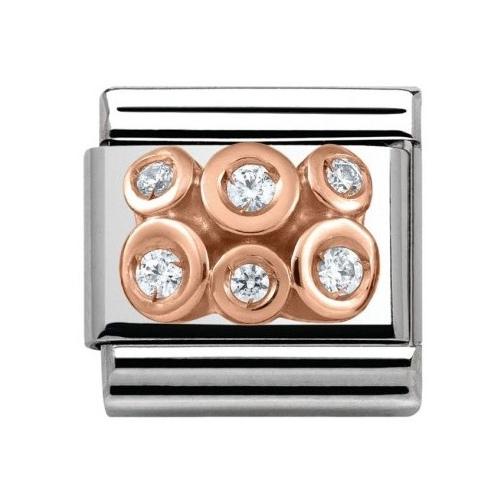 Nomination - Link Rose Gold Grono 430306/01