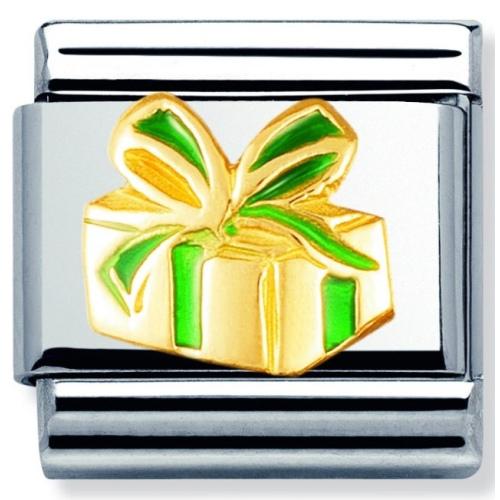 Nomination - 18K Gold Prezent 030228/01