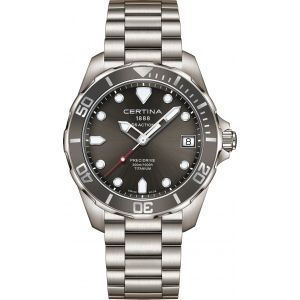 Certina C032.410.44.081.00 DS Action Titanium