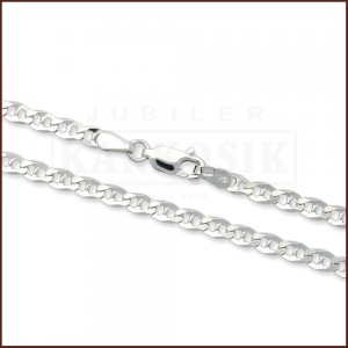 Srebrny Łańcuszek Gucci 60cm pr. 925