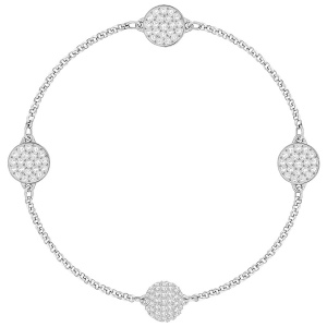 Bransoletka SWAROVSKI -Remix Collection Disk  5365741