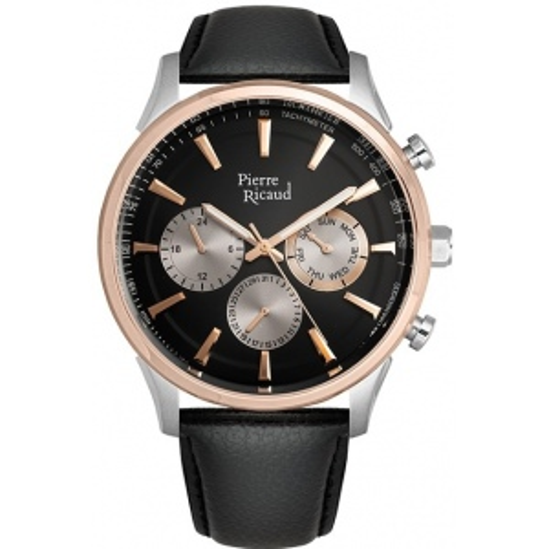 Zegarek Męski Pierre Ricaud P60014.R214CH