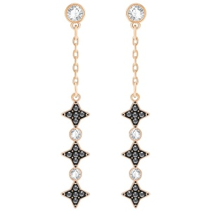 Kolczyki SWAROVSKI - Halve Pierced Earrings 5360475