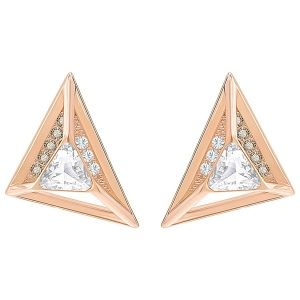 Kolczyki SWAROVSKI -Hillock Triangle Pierced Earrings 5351079
