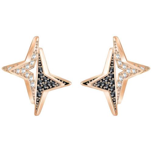 Kolczyki SWAROVSKI -Halve Stud Pierced Earrings 5347217