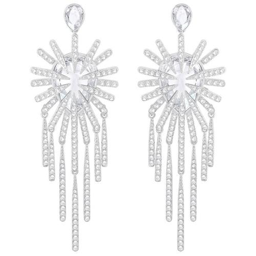 Kolczyki SWAROVSKI - Hippy Pierced Earrings 5345825