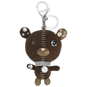 Brelok Swarovski - Arnold Brown Bag Charm 5039235