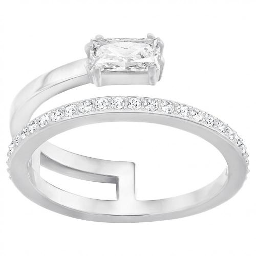 Pierścionek SWAROVSKI -Gray Ring 5265697