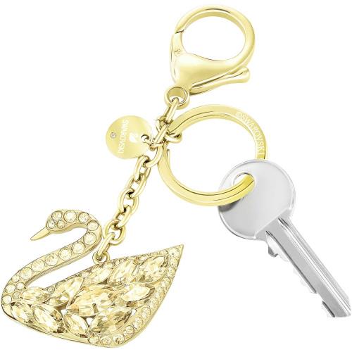 Brelok Swarovski - Swan Lake Bag Charm, Gold Tone 5278386
