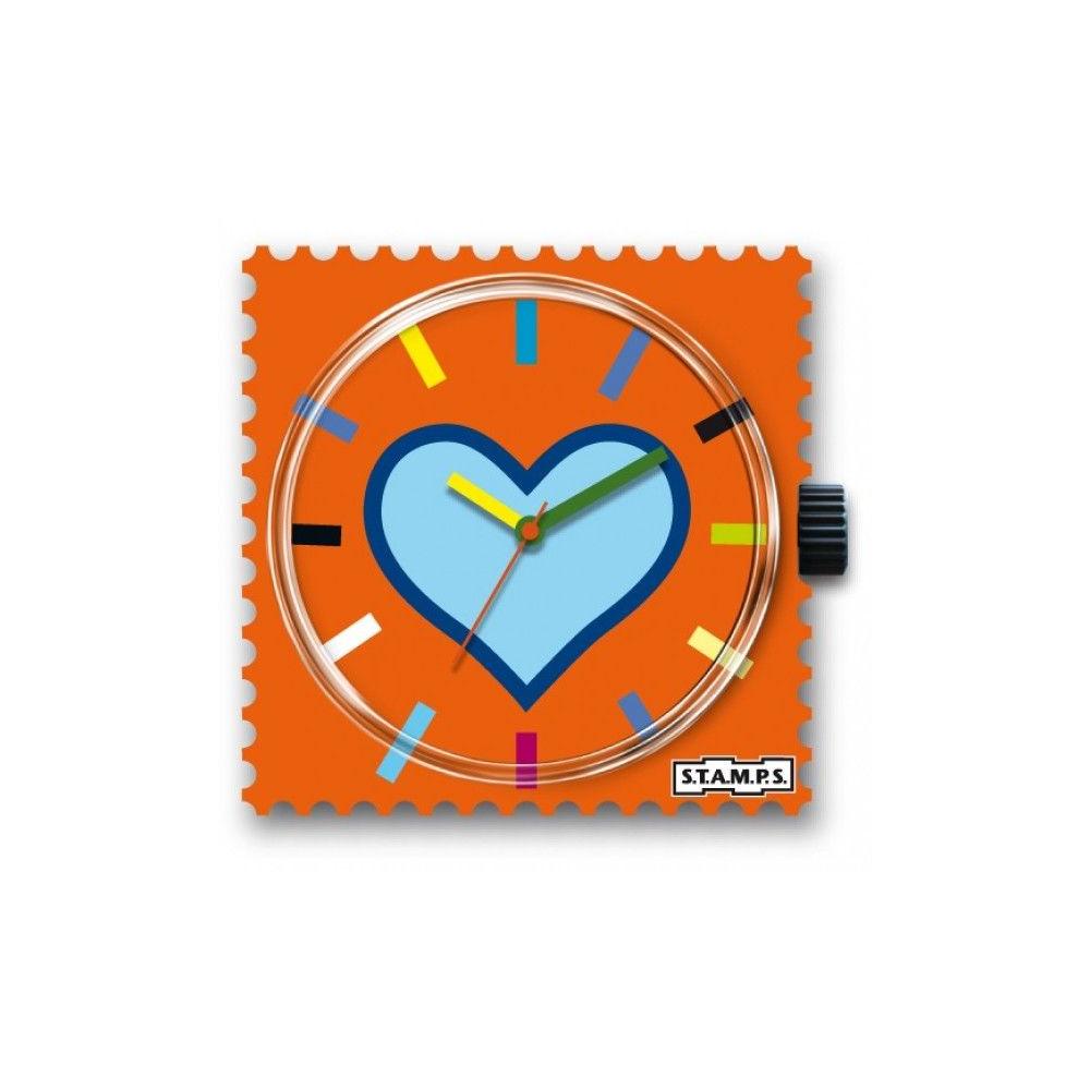 Zegarek STAMPS - Blue Heart