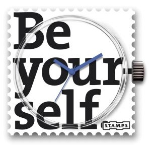 Zegarek STAMPS - Be Yourself
